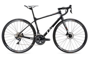 Giant Liv Avail Advanced 1 <BR>- 2018 Carbon dame racer SUPER-TILBUD