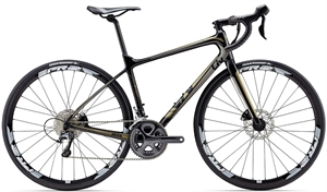 Giant/Liv Avail Advanced 1 <BR> - 2017 Carbon dame racer TILBUD