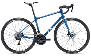 Giant Liv Avail Advanced 2 <BR> - 2019 Dame carbon racercykel TILBUD