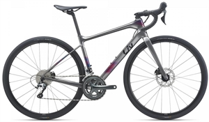 Giant Liv Avail Advanced 3 <BR>- 2021 Dame carbon racercykel