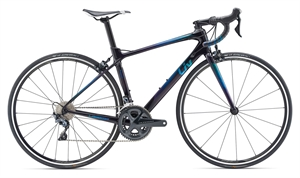 Giant Liv Langma Advanced 1 <BR>- 2019 Dame carbon racercykel