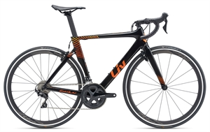 Giant Liv EnviLiv Advanced 2 <BR>- 2019 Dame aero carbon racer