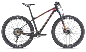 Giant Liv Obsess Advanced 2 <BR>- 2019 27.5 Dame carbon MTB
