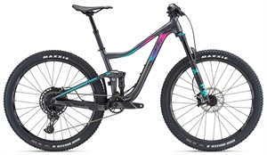 Giant Liv Pique 1 <BR>- 2019 27.5 Dame Fully MTB cykel