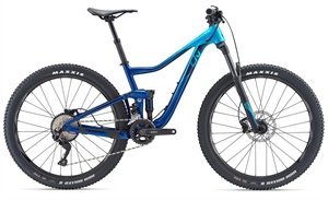 Giant Liv Pique 2 <BR>- 2019 27.5 Dame Fully MTB cykel