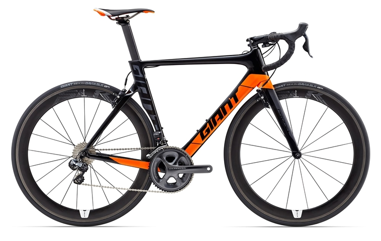Giant Propel Advanced Pro 0 <BR>- 2017 Aero carbon racer SUPER-TILBUD