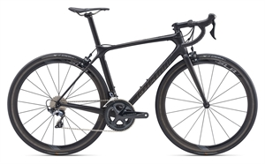 Giant TCR Advanced Pro 1 <BR>- 2020 Carbon racercykel TILBUD