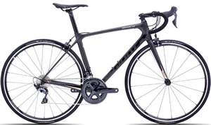 Giant TCR Advanced 1 PC (Pro Compact) <BR> - 2019 Carbon racercykel TILBUD