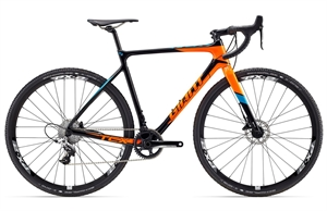 Giant TCX Advanced Pro 2<BR> - 2017 Carbon cross cykel  TILBUD