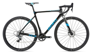 Giant TCX Advanced Pro 1 <BR>- 2018 Carbon cross cykel