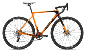 Giant TCX Advanced Pro 2<BR> - 2018 Carbon cross cykel