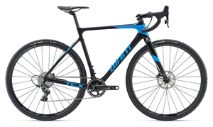 Giant TCX Advanced Pro 1 <BR>- 2019 Carbon cross cykel TILBUD