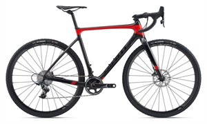 Giant TCX Advanced Pro 1 <BR>- 2020 Carbon cross cykel