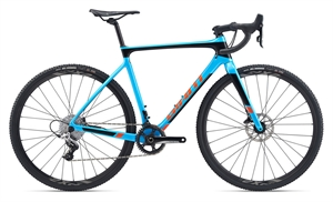 Giant TCX Advanced Pro 2 <BR>- 2020 Carbon cross cykel