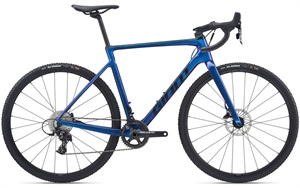Giant TCX Advanced Pro 2 <BR>- 2021 Carbon cross cykel