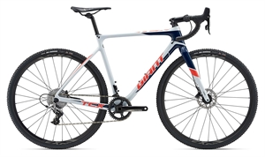 Giant TCX Advanced Pro 2 <BR>- 2019 Carbon cross cykel TILBUD