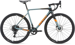 Giant TCX Advanced SX <BR>- 2018 Carbon cross cykel