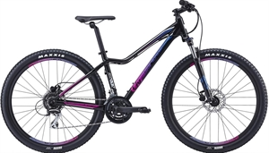 Giant Tempt 4 H-Disc Sort <BR>- 2016 27.5&quot; Dame MTB SUPER-TILBUD