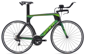 Giant Trinity Advanced <BR>- 2019 Carbon enkeltstartscykel