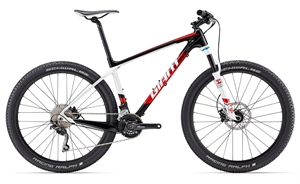 "Giant XTC Advanced 3 <BR>- 2017 27.5"" Carbon MTB SUPER-TILBUD"