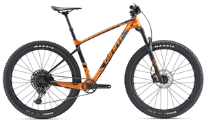 Giant XTC Advanced + 2 <BR>- 2019 27.5&quot; Carbon MTB cykel