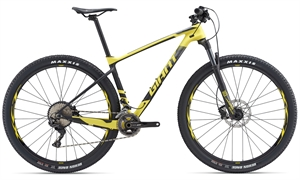 Giant XTC Advanced 29er 2 <BR>- 2019 29&quot; Carbon MTB cykel