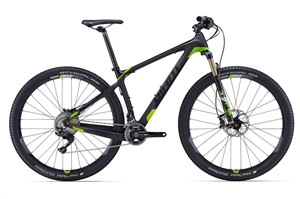 Giant XTC Advanced 29er 1<BR> - 2016 29&quot; Carbon MTB SUPER-TILBUD