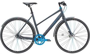691f039e630 MBK Concept 6six 7G Gråblå / Blå <BR>- 2019 Dame citybike cykel TILBUD