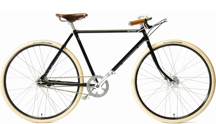 "Pashley Guv\'nor One <BR>- 28"" Retro single speed cykel TILBUD"