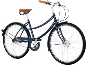 Pashley Penny Blå<BR>- 26&quot; Dame citybike cykel