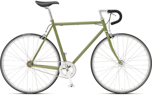 Remington Copenhagen Arrow Grøn <BR>- 2019 Fixie / Single speed cykel TILBUD