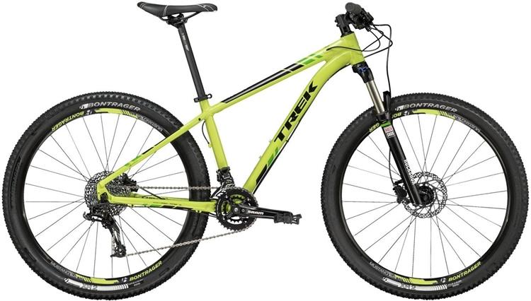 Trek X-Caliber 8 H-Disc Grøn - 2015 29er MTB Cykel TILBUD