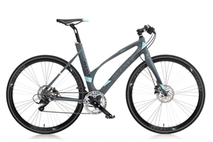 Avenue Airbase 9 H-Disc Gr�<BR> - 2015 Dame sports cykel