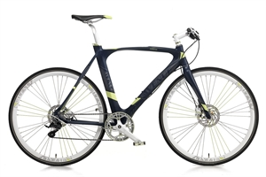 Avenue Airbase 9 H-Disc Sort/Bl�<BR> - 2015 Herre sports cykel