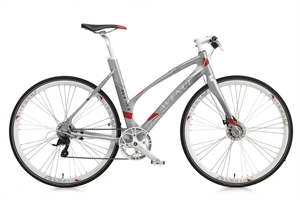 Avenue Airbase 9R S�lv<BR> - 2015 Dame sports cykel