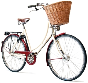 Pashley Sonet Bliss Rød<BR>- 26&quot; 2015 Dame retro cykel